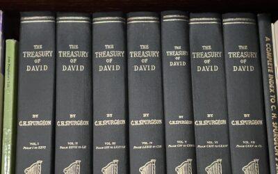 Spurgeon on the Treasury of David